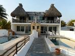 Views of the 2 independant Villas