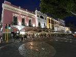 Merida night life