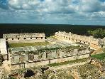 Uxmal Site