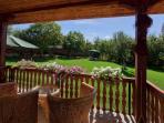Porch daytime