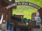 Bear Mtn Ski Resort