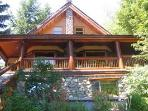 Whistler Cabin with great views!