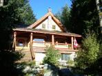 Whistler Cabin - Log Home - Chalet