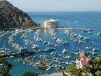 Catalina Island, 1 hr by ferry