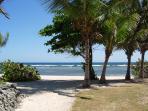 Pelican Cove beach at your doorstep