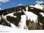 World-famous Aspen slopes