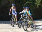 Cycling around Sanibel is a great way to explore and enjoy the island.