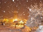 Snowy St Martin