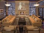 Interiors Designed by TRH Interiors, known internationally for their work with the Ritz Carlton