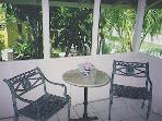 Blue Dolphin Screened Porch