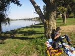 Lake Tiza