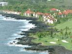 Keauhou Kona Surf & Racquet Club, KKSRC #5 is Northernmost Oceanfront Unit