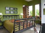 The Oriental Bedroom
