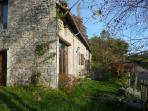 Charming Old Stone Farmhouse in Parc Morvan