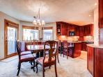 Woods Manor Dining Breckenridge Lodging Vacation Rentals