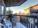 Woods Manor Balcony Breckenridge Lodging Vacation Rentals
