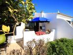 Lemon Cottage (1 bed) Terrace