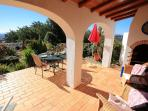 Casa do Forno Cottage (1 bed) Terrace