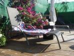 Sun Deck Lounger