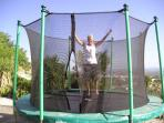 Trampoline - fun for all ages