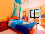 Lemon Cottage Double Bedroom