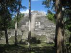 Mayan Ruins - Jungle River Cruise
