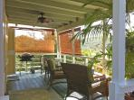 Relax on the verandah