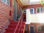 Second floor, Sevenoaks short stay apartments Perth Western Australia