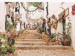 The Almuñecar old town (six min drive)