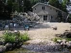 Spacious Lakefront Lodge-Pool Table, Pinball