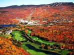 Tremblant fall golf