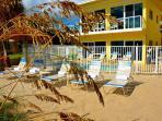 Exclusive (Private) Beach...