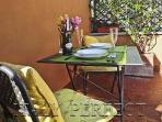 Perfect Dreamy Rome Spanish Steps-Terrace-Archetto
