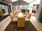 Beautiful formal dining room