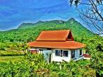 Mountain Breeze Villa - Enjoy the tranquility of a green tropical valley