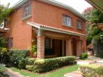 One two floor Bungalows with two rooms, livingroom, spacious dining room, full equipped kitchen and small terrace