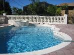 Beautiful Mediterranean style pool