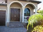 Tuscan Villa-single family home 1 mile from the beach at Vanderbilt