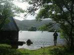 Glanmore Lake for fishing and swimming
