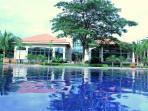 Club Pool, Fitness Center & Restaurant