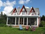 Peace and quite are guaranteed in this traditional Nova Scotia Farm House. On 20 acres of property, neighbours are few...