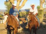 At Knob Hill Ranch