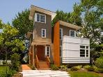 Welcome to Cape May Point's first LEED designed home!