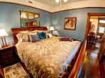 Master Bedroom - King Sleigh Bed