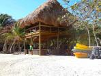 Beach Palapa Bar