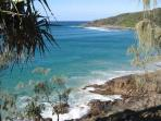 So close to stunning Noosa National Park
