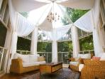 Light airy conservatory