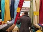 textiles at incredible bargain prices on westerstraat monday morning market