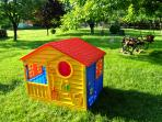 Playhouse for the kids