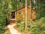 Castaway Cabin Vacation Cabin Hocking Hills Ohio